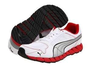 Kevler Runner White Red Athletic Sneakers Running Training Shoes Kicks
