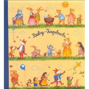 Baby Tagebuch. Blau  Gerlinde Wermeier Kemper, Anne