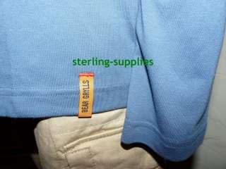 BEAR GRYLLS BLUE LONG SLEEVED SHIRT CLOTHES CRAGHOPPERS