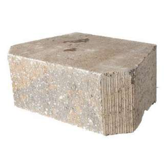 In. X 10 In. Concrete Garden Wall Block (83648) from