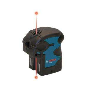 Bosch 2 Point Laser Level GPL2 at The Home Depot