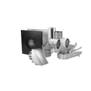DuraVent 4 in. Multi Fuel Vent Kit 33100