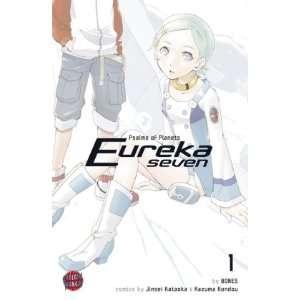Eureka Seven, Band 1 BD 1  Bones, Kazuma Kondou, Jinsei