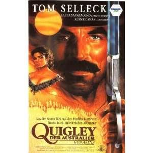 Quigley   Der Australier [VHS] Laura San Giacomo, Alan Rickman, Chris