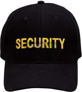 Military Supreme Low Profile Insignia Adjustable Cap