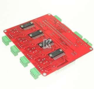 CNC 4 Axis 3.5A TB6560 Stepper Motor Driver Board Controller Engraving