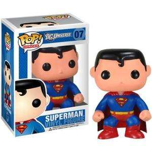FUNKO SUPERMAN POP HEROES VINYL FIGURE DC UNIVERSE