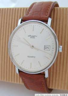 Dynasty Quarzuhr Quartz Uhr men gents wrist watch clock