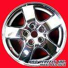 DODGE CARAVAN GRAND CARAVAN 16 CHROME FACTORY ORIGINAL WHEEL RIM 2184