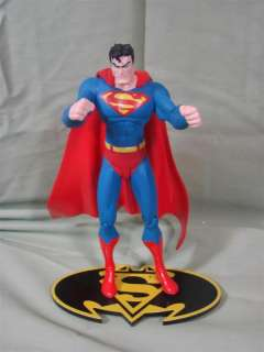 DC Direct Return of Supergirl Superman Action Figure + Stand