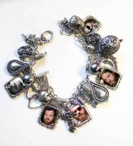 Ryan dunn ** Jackass Charm Bracelet
