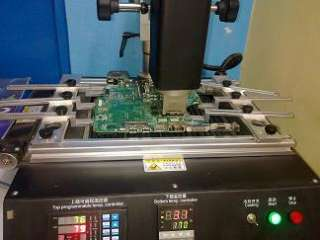 Laptop Motherboard Fault Finder Repair Service Manual