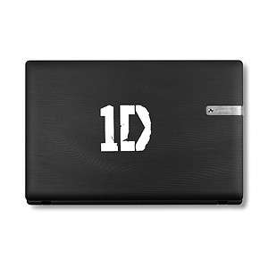 ONE DIRECTION LAPTOP IPAD STICKER DECAL MANY COLOURS VINYL