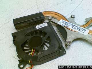 Dell Latitude D620 Heatsink & Fan UC218 MCF J05BM05