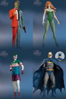 Secret Files (Serie 3) Hugo Strange als Batman, Joker, Two Face