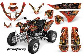 AMR RACING GRAPHICS STICKERS KIT POLARIS PREDATOR 500