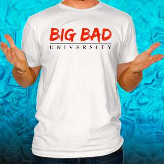 Sorry For Party Rocking LMFAO Anthem Crew Big Bad University T Shirt