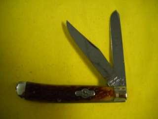 Schatt & Morgan 2002 Premier Edition Honey Jigged Bone #51 Trapper