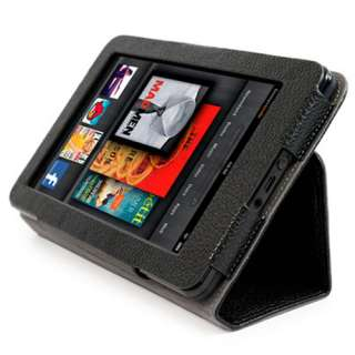 PREMIUM Manhattan Folio Carry Case Cover w/ Stand for  Kindle