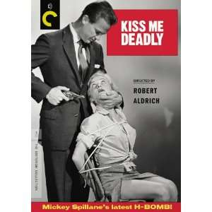 Kiss Me Deadly (The Criterion Collection): Ralph Meeker