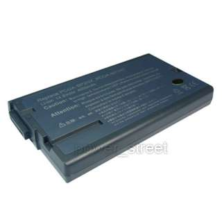 BATTERY FOR PCGA BP2NX SONY VAIO PCG 9S2M LAPTOP