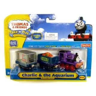 Thomas & Friends Take n Play Charlie & Aquarium