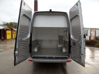 Mercedes Sprinter Motorhome Sports Home Conversion   Race Van