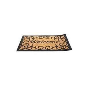 : Gardman, Usa 507756 17 X 29 Welcome Easy Mat: Patio, Lawn & Garden