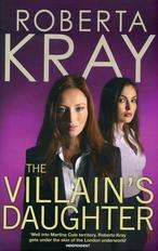 The Villains Daughter Roberta Kray HB Book NEW