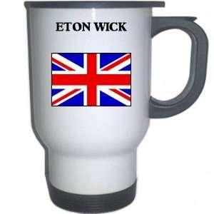 UK/England   ETON WICK White Stainless Steel Mug