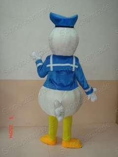 Donald Duck Canard Adulte Mascotte Costume EUR