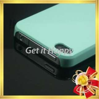 Mint Green Dorothy Pastel Candy Hard Case Cover for iPhone 4 4S