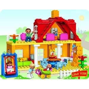 LEGO DUPLO 5639 Family House 5702014537378