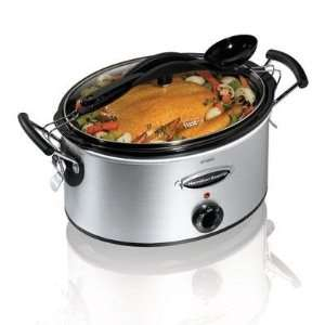 New   HB 6 Qt. Slow Cooker by Hamilton Beach Kitchen & Dining