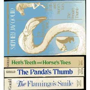 Smile / The Pandas Thumb / Hens Teeth and Horses Toes: Books