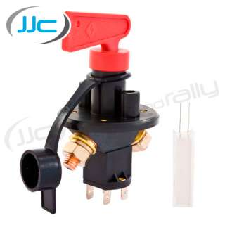 Master Battery Isolator Cut Out Off Switch FIA Type Kit Car Race Rally