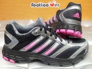 Scarpe Adidas Vanquish 5 W TG 40 2/3 V22746 running donna black