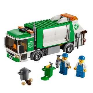 LEGO City Garbage Truck (4432)   LEGO   LEGO City   FAO Schwarz®