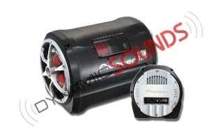 Pioneer TS WX20LPA   Active Subwoofer Enclosure 200 watts Built in