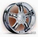 Cerchi Lega Status Wheels Fang Fiat 500 7,5X18