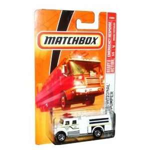 Mattel Matchbox 2008 MBX Emergency Response 164 Scale Die Cast Metal