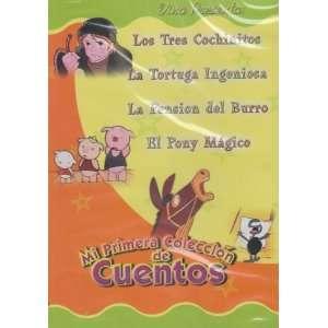 Mi Primera Coleccion de Cuentos Los Tres Cochinitos