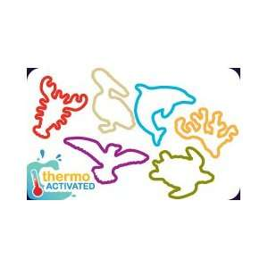 Save The Gulf *Thermo Activated* Silly Bandz (The Original
