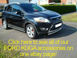 FORD KUGA SPORTS TUBES SIDE BARS RUNNING BOARDS STEPS