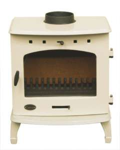 Cast Iron Stove Enamel Multi Fuel wood burning stove