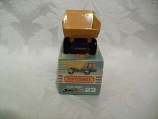 Matchbox atlas truck 23 boxed