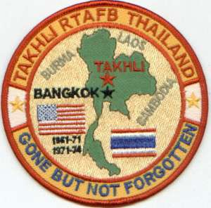 Takhli Base Map http://www.popscreen.com/p/MTA0MzgyMjkx/USAF-BASE-PATCH-BAN-ME-THOUT-AIR-BASE-SOUTH-VIETNAM-