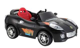 ON CAR NEW 6V ELECTRIC BATTERY TOY in BLACK,PINK,RED w/REMOTE CONTROL