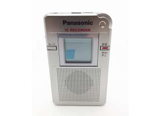 Panasonic RR DR60 Digital IC Voice Recorder EVP