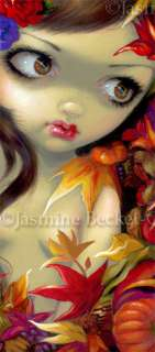 Jasmine Becket Griffith lowbrow fairy fantasy art BIG PRINT